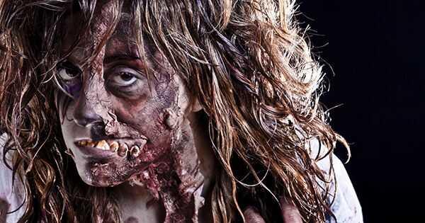 Как позаботиться о своих волосах в апокалипсисе зомби