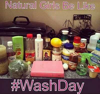 Naravna dekleta so kot pranje denarja