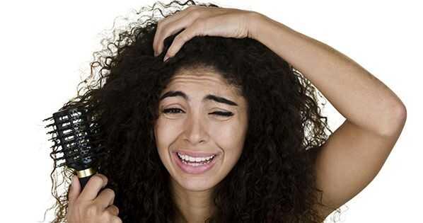 Как распутать матовые волосы и прекратить это снова