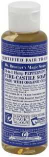 4 kasteli-saippua, joka todella toimii hyvin shampoona