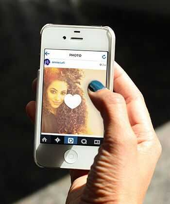 Co dělá instagram pro naše sebeúctu?