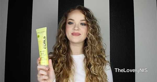 Irina prirodno talasasta kovrdžava rutina kose
