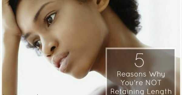 5 razloga da je vaša kosa prestala da raste