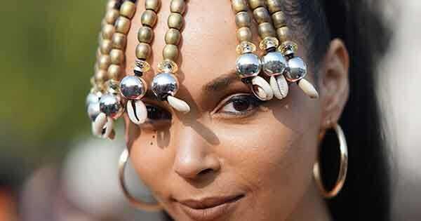 Ang lahat ng mga pinakamahusay na hairstyles mula sa afropunk 2018