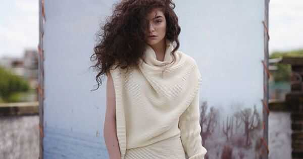 Како волети своју коврџаву косу као Лорде