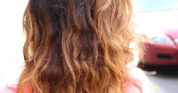 Вот почему отбеленные волосы становятся оранжевыми (и как их остановить)