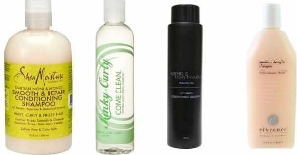 10 conditioning shampoos na maaari mong makita sa amin at UK