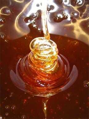 Honning kyss for kropp og sjel