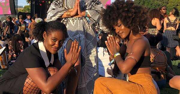 Нашите омилени кадрава фризури од afropunk