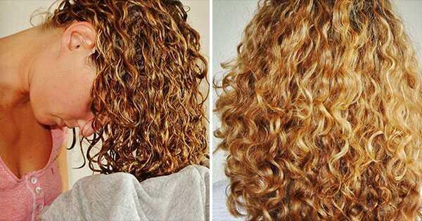 Curly rutina za kosu za krasne tipove 3a
