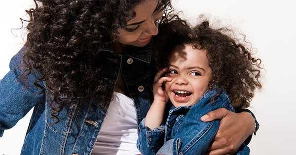 Curly otroci: Curly nega las za enostavno jutro