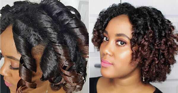 12 совети за совршен ролер поставен на природна коса