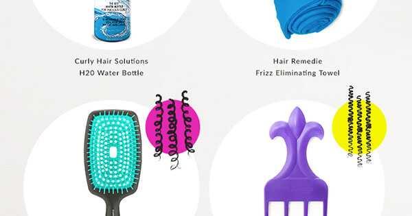2018 beste styling verktøy for krøllete hår