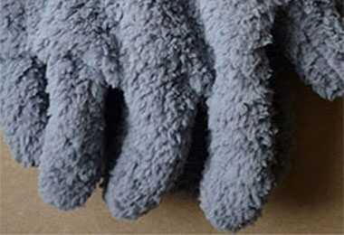 Curly innovation kamay dry hair glove