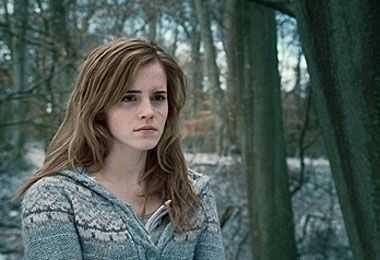 Įspūdingos bangos nuo Hermione Granger