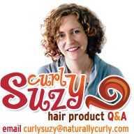 Curly suzy pitanja: Kontroliranje kovrča na vlažnom vremenu