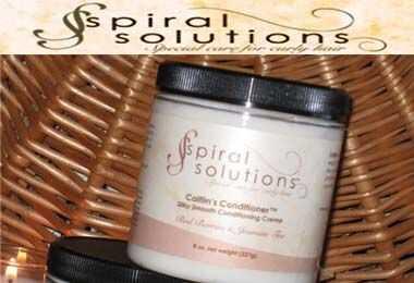 Kava za kosu proizvoda reflektorska spiralna rješenja