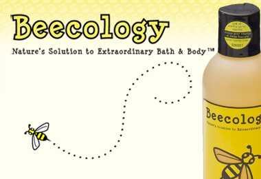 Proyector de productos de pelo rizado en productos para el cabello rizado: Beecology