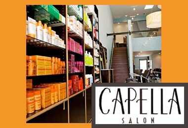 Salon reflektor: salon Capella