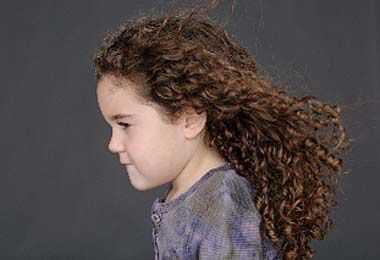 Učiti decu radost curls