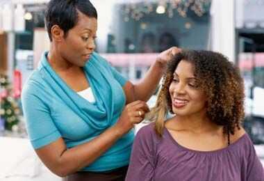 Po kemoterapiji, ko bodo vaši lasje rastejo nazaj