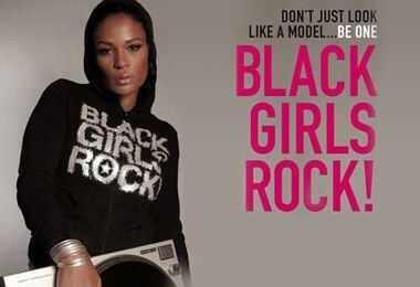 Wat te kijken zwarte meisjes rocken